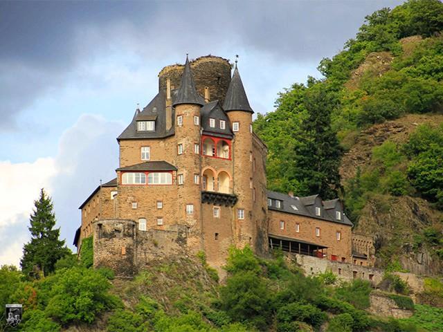 Burg Katz, Neu-Katzenelnbogen