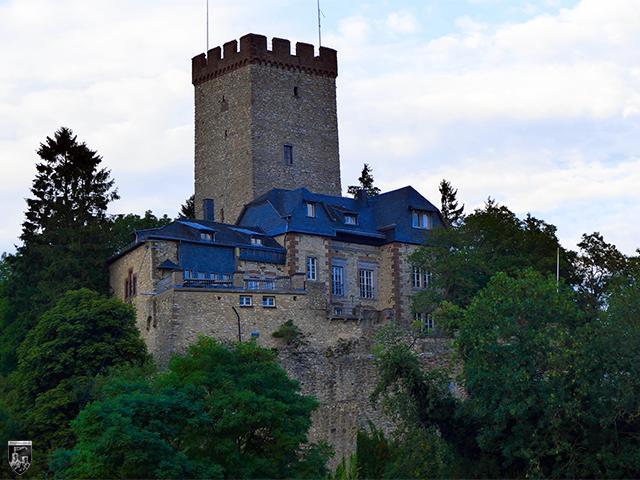 Burg Kerpen in Rheinland-Pfalz