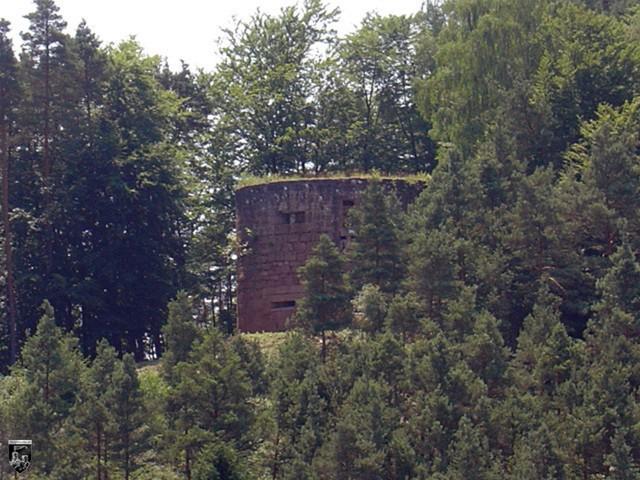 Burg Kleinfrankreich in Rheinland-Pfalz