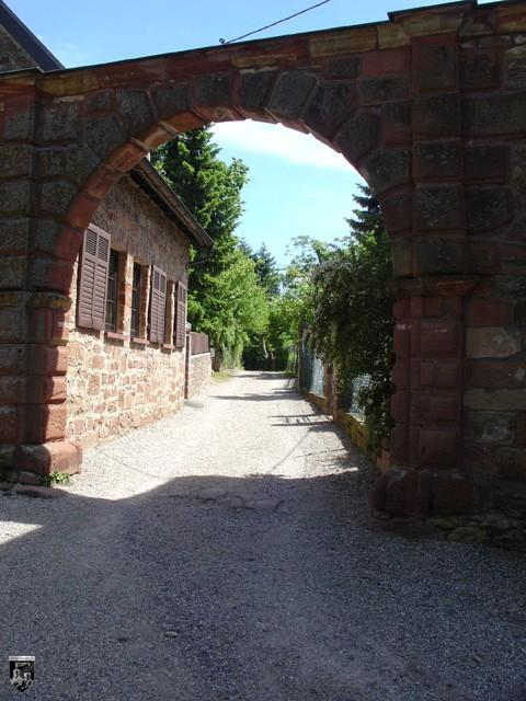 Burg Kropsburg, Kropfsegg