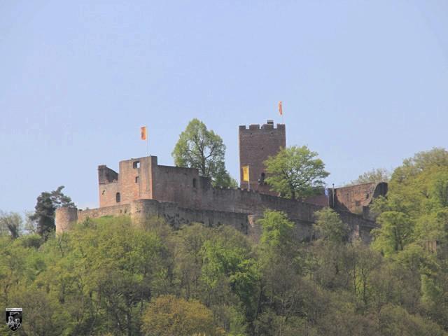 Burg Landeck in Rheinland-Pfalz