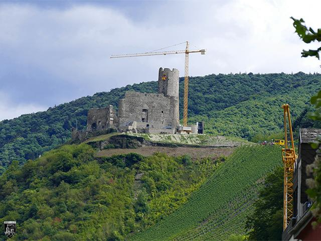 Burg Landshut in Rheinland-Pfalz