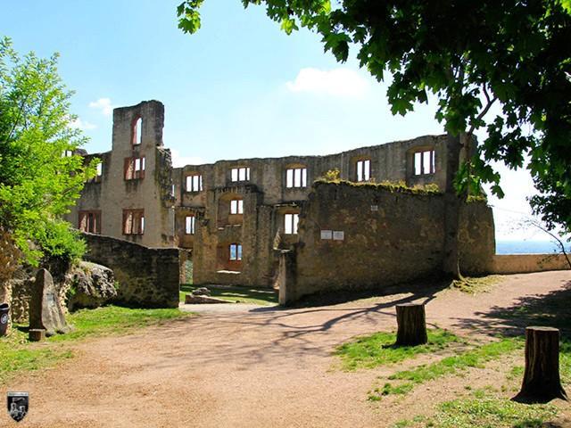 Burg Landskron in Rheinland-Pfalz
