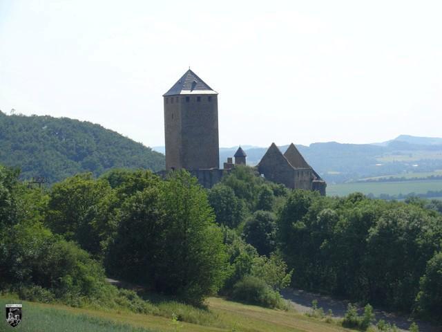 Burg Lichtenberg in Rheinland-Pfalz