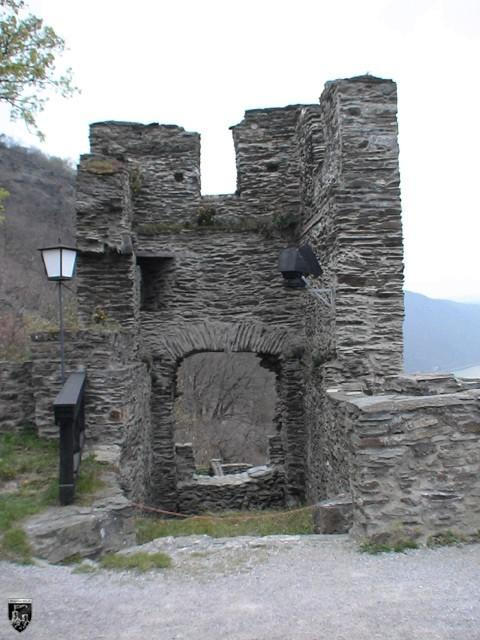 Burg Liebenstein, Lewenstein