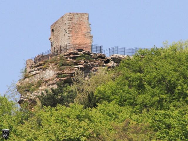 Burg Lindelbrunn in Rheinland-Pfalz