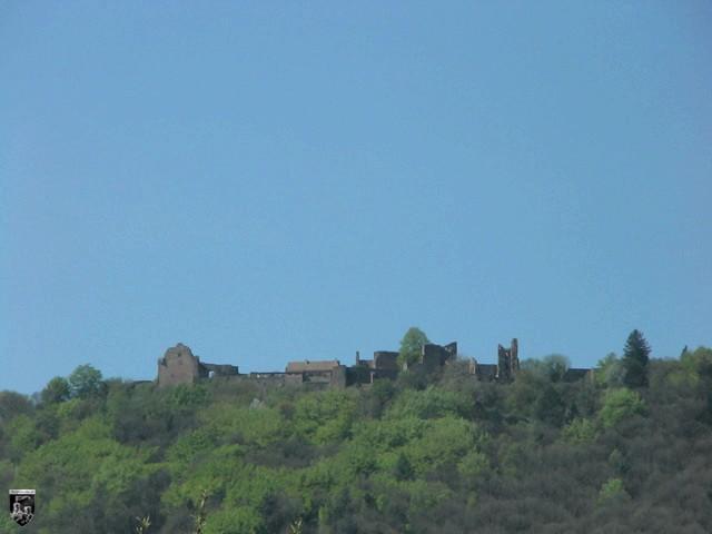 Burg Madenburg in Rheinland-Pfalz
