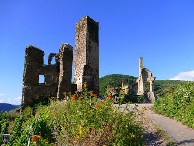 Burg Metternich, Beilstein in Rheinland-Pfalz
