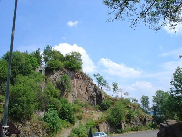 Burg Michelsburg, Remigiusburg in Rheinland-Pfalz