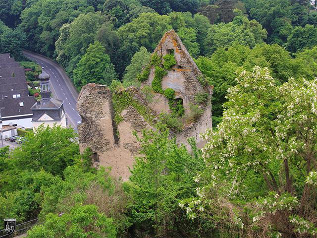 Mittleres Burghaus Sayn in Rheinland-Pfalz