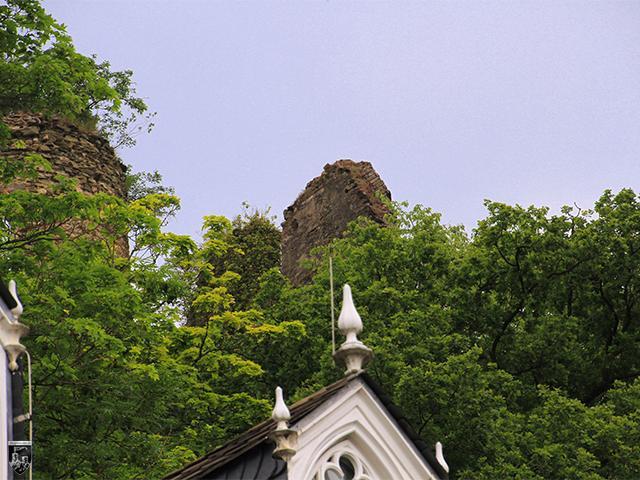 Burg Mittleres Burghaus Sayn
