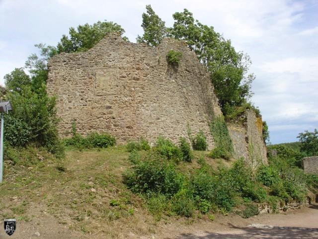 Burg Landsberg, Moschellandsberg in Rheinland-Pfalz