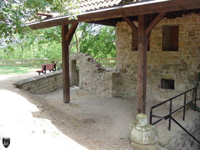 Burg Landsberg, Moschellandsberg