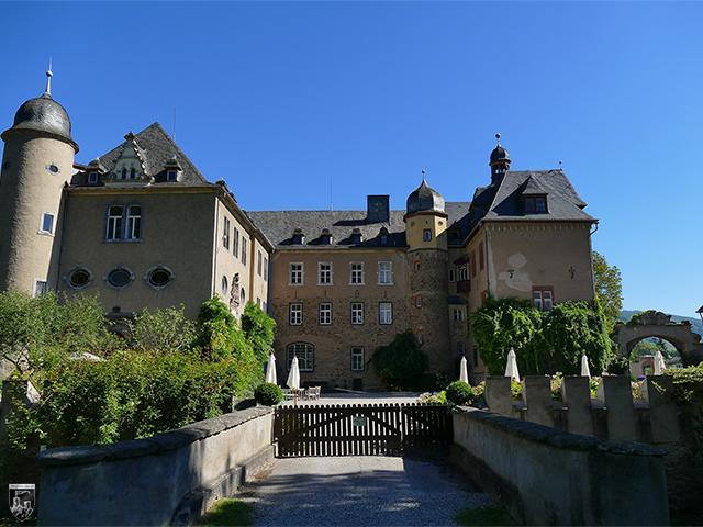 Burg Namedy in Rheinland-Pfalz