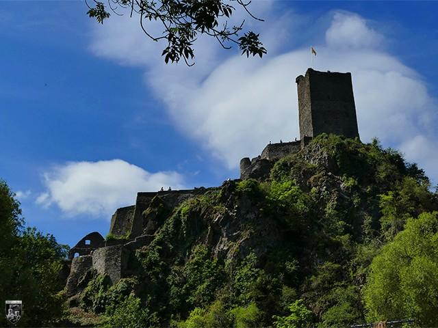 Burg Niedermanderscheid, Manderscheider Niederburg