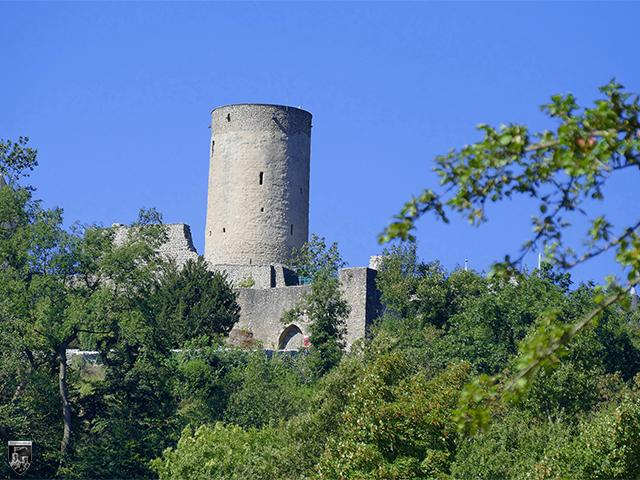 Burg Nürburg in Rheinland-Pfalz