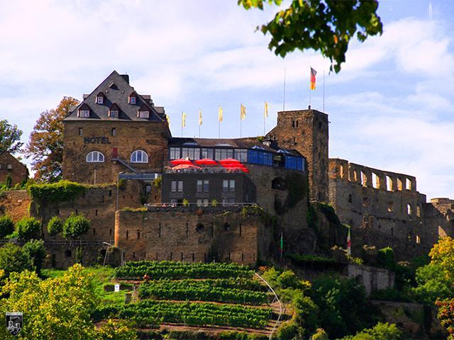 Festung und Burg Rheinfels in Rheinland-Pfalz