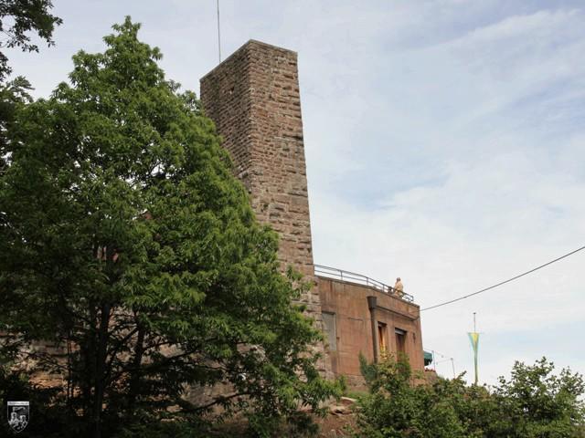 Burg Rietburg, Rippburg