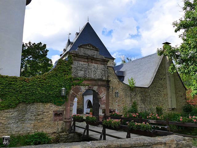 Burg Rittersdorf in Rheinland-Pfalz