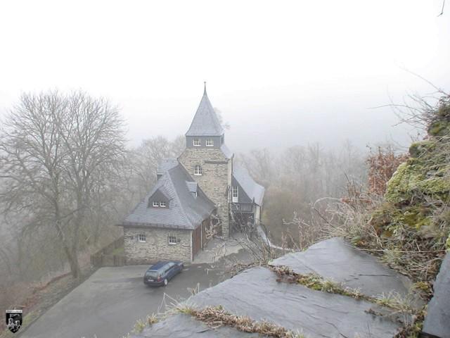 Burg Sauerburg, Sauerberg