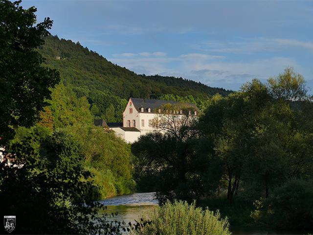Burg Bollendorf in Rheinland-Pfalz
