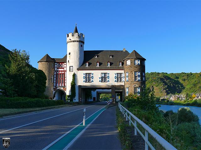 Schloss Gondorf in Rheinland-Pfalz