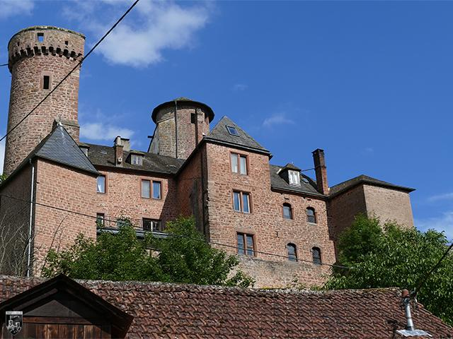 Schloss Hamm in Rheinland-Pfalz