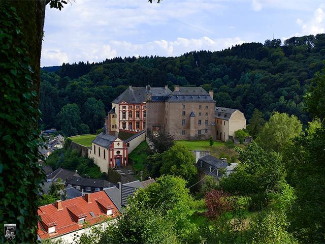 Schloss Malberg in Rheinland-Pfalz