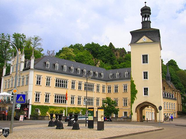 Schloss Sayn in Rheinland-Pfalz