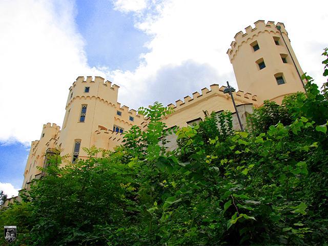 Schloss Stolzenfels in Rheinland-Pfalz