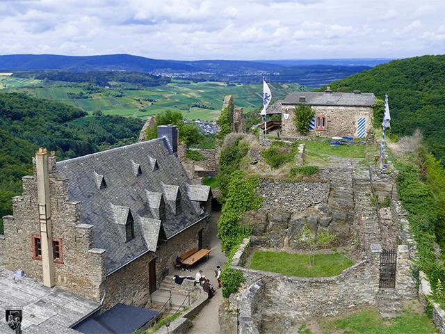 Schloss Veldenz in Rheinland-Pfalz