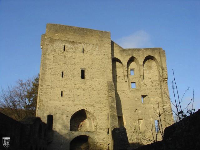 Burg Sporkenburg in Rheinland-Pfalz