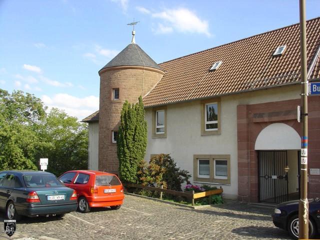 Burg Stauf in Rheinland-Pfalz