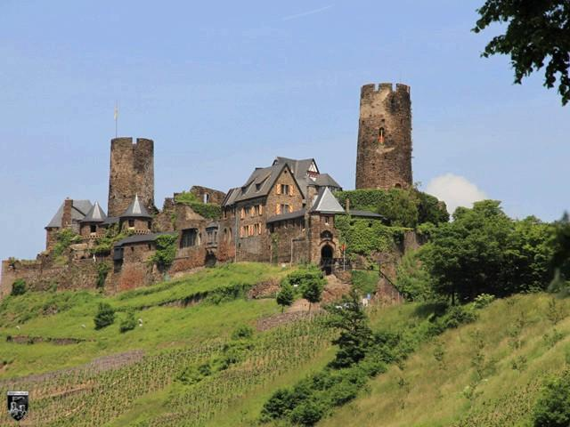 Burg Thurant, Thurandt in Rheinland-Pfalz