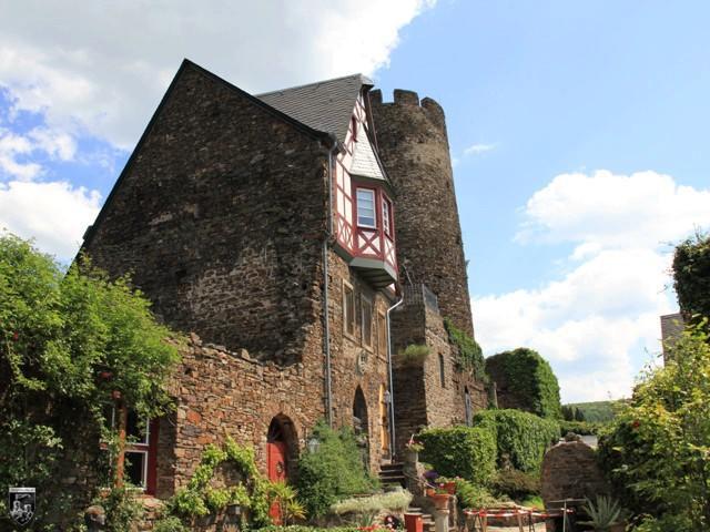 Burg Thurant, Thurandt
