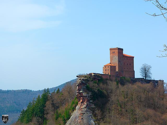 Burg Trifels in Rheinland-Pfalz