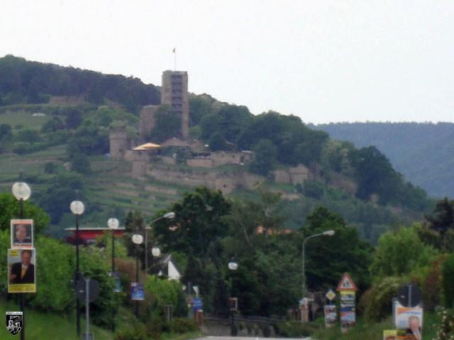 Burg Wachtenburg in Rheinland-Pfalz