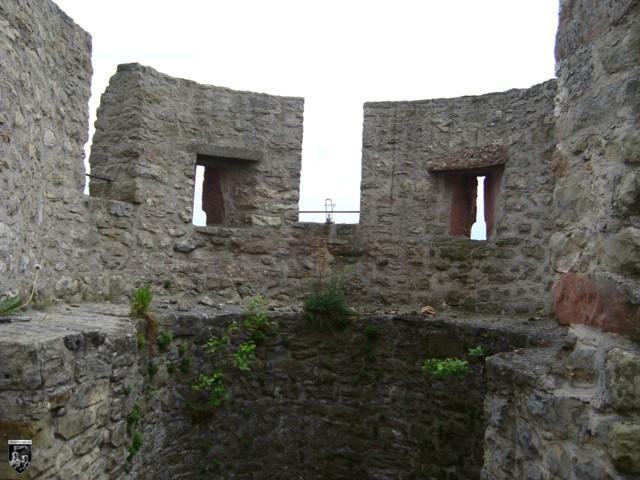 Wachtenburg (Ruine, Spornburg) - Burgenarchiv.de