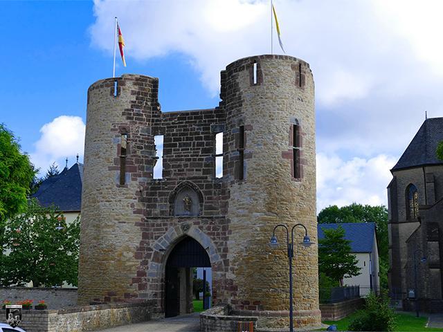 Burg Welschbillig in Rheinland-Pfalz