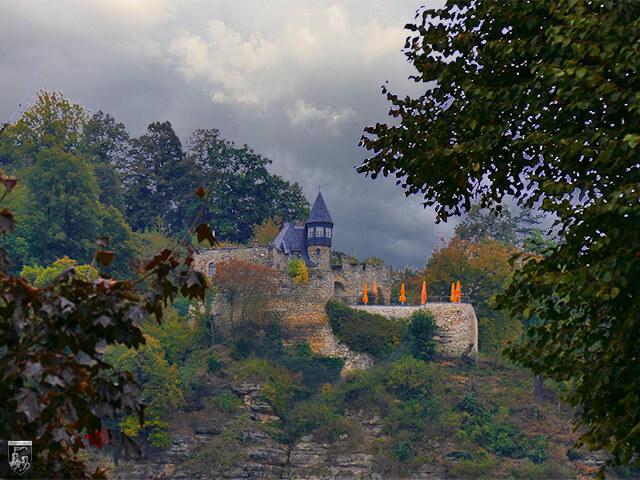 Burg Altrathen, Rathen in Sachsen