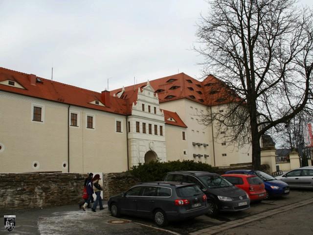Burg Freudenstein in Sachsen