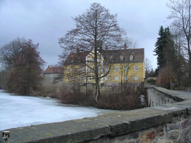 Burg Grillenburg in Sachsen