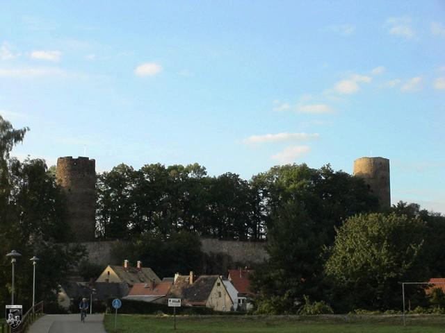 Burg Kohren, Kohren-Salis in Sachsen