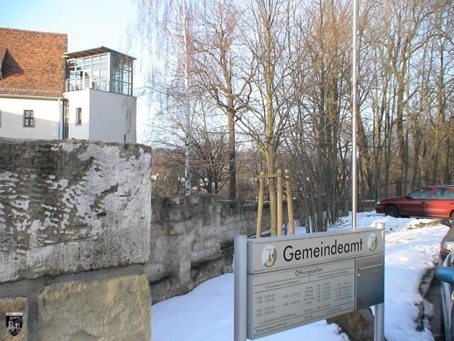 Burg Lohmen