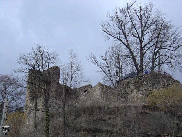 Burg Tharandt in Sachsen
