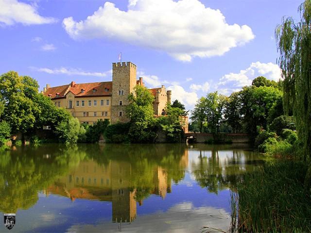 Schloss Flechtingen in Sachsen-Anhalt