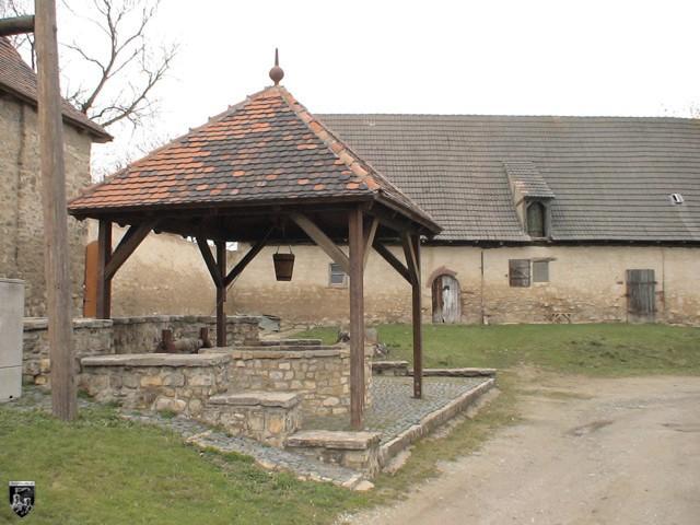 Burg Freckleben
