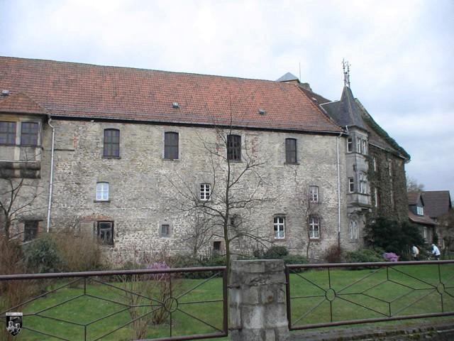 Burg Oebisfelde in Sachsen-Anhalt