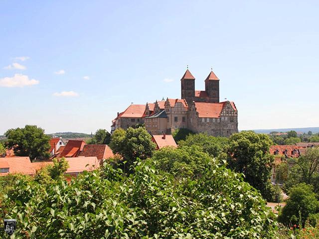 Schloss Quedlinburg