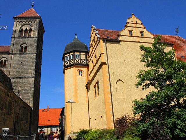 Burg Quedlinburg